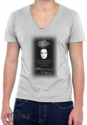 T-Shirt homme Col V 13 Reasons why K7