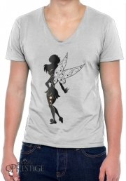 T-Shirt homme Col V Fairy Of Sun