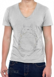 T-Shirt homme Col V Poetic Creature