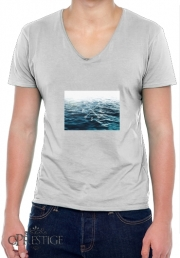 T-Shirt homme Col V Winds of the Sea