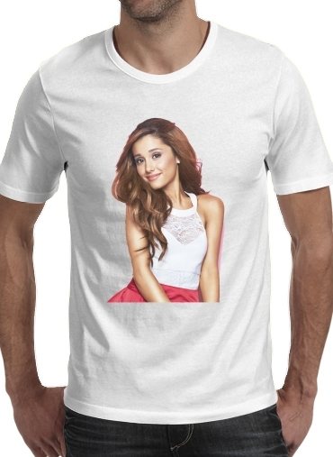 T-Shirt Manche courte cold rond Ariana Grande