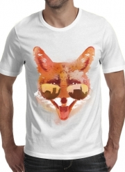 T-Shirt Manche courte cold rond Big Town Fox