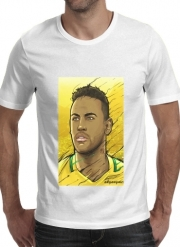 a19ba5c08addb T-Shirt Manche courte cold rond femme Brazilian Gold Rio Janeiro ...