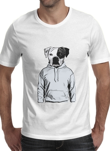 T-Shirt Manche courte cold rond Cool Dog