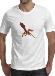 T-Shirt Manche courte cold rond Dragon Attack