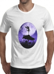 T-Shirt Manche courte cold rond Fairy Silhouette 2