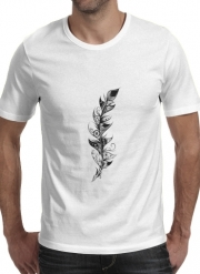 T-Shirt Manche courte cold rond Feather