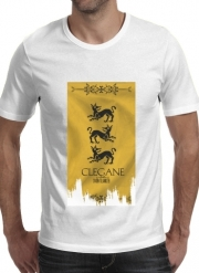 T-Shirt Manche courte cold rond Flag House Clegane