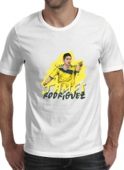 T-Shirt Manche courte cold rond Football Stars: James Rodriguez - Colombia