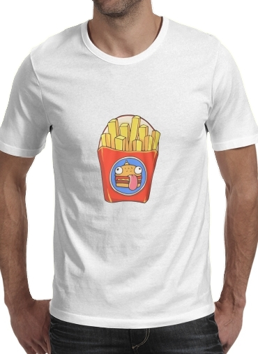 T-Shirt Manche courte cold rond Frites