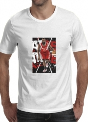 T-Shirt Manche courte cold rond James Harden Basketball Legend