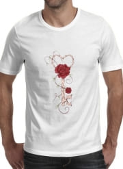 T-Shirt Manche courte cold rond Key Of Love