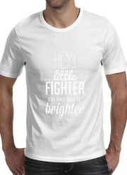 T-Shirt Manche courte cold rond Little Fighter