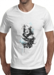 T-Shirt Manche courte cold rond Marilyn Par Emiliano
