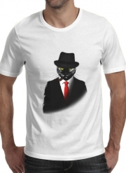 T-Shirt Manche courte cold rond Mobster Cat