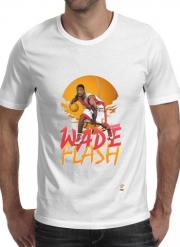 T-Shirt Manche courte cold rond NBA Legends: Dwyane Wade