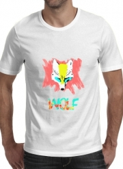 T-Shirt Manche courte cold rond Nika Wolf