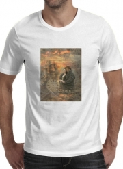 T-Shirt Manche courte cold rond Outlander Collage