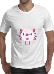 T-Shirt Manche courte cold rond Puffy Monster