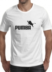 T-Shirt Manche courte cold rond Puma Or Pumba Lifestyle