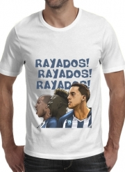 T-Shirt Manche courte cold rond Rayados Tridente