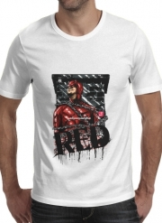 T-Shirt Manche courte cold rond Red