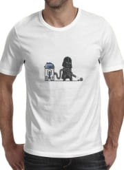 T-Shirt Manche courte cold rond Robotic Hoover