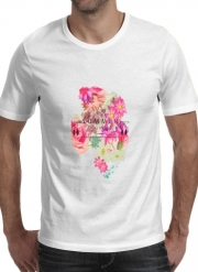 T-Shirt Manche courte cold rond SUMMER LOVE