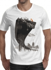 T-Shirt Manche courte cold rond The last of us