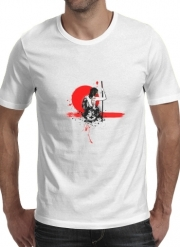 T-Shirt Manche courte cold rond Trash Polka - Female Samurai