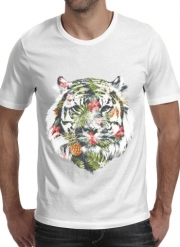 T-Shirt Manche courte cold rond Tropical Tiger