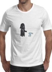 T-Shirt Manche courte cold rond Walking The Robot