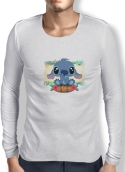 Mens Long Sleeve T-shirt Aloha