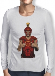 Mens Long Sleeve T-shirt German Gladiator Podolski