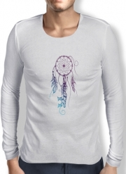 T-Shirt homme manche longue Key to Dreams Colors