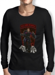 Mens Long Sleeve T-shirt Messiah!