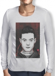 Mens Long Sleeve T-shirt Mr.Robot