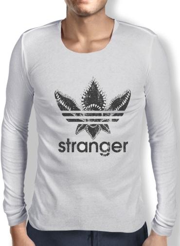 tee shirt manche longue homme adidas
