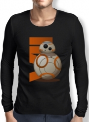 Mens Long Sleeve T-shirt The Force Awakens