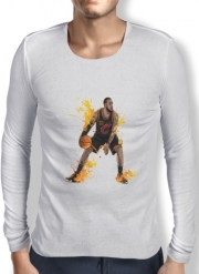 Mens Long Sleeve T-shirt The King James