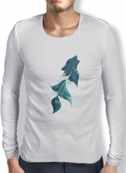 T-Shirt homme manche longue Wolfeather