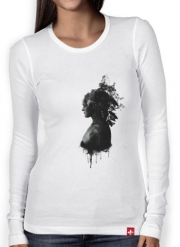 T-Shirt femme manche longue Mother Earth