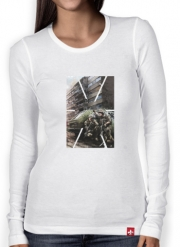 T-Shirt femme manche longue Navy Seals Team