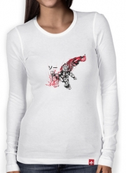 T-Shirt femme manche longue Traditional God