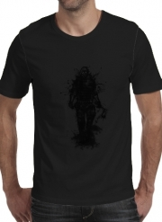 T-shirt short sleeve round neck  Apocalypse Hunter