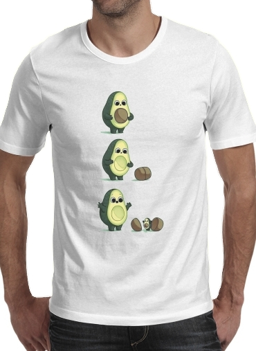 T-Shirts Avocado Born