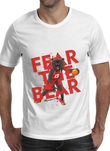 T-Shirts Beasts Collection: Fear the Bear