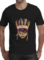 T-shirt short sleeve round neck  Big chief