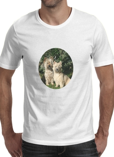 T-Shirts Cairn terrier