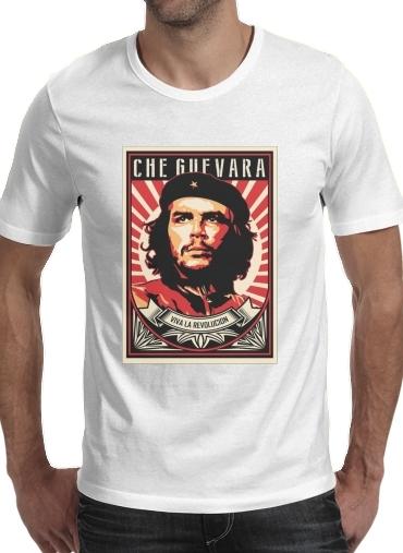 T-Shirts Che Guevara Viva Revolution